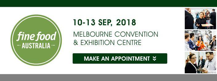 2018澳洲墨爾本國際食品展