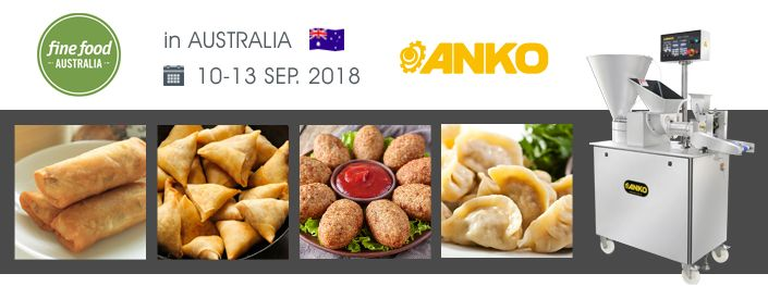2018 FINE FOOD in Australië