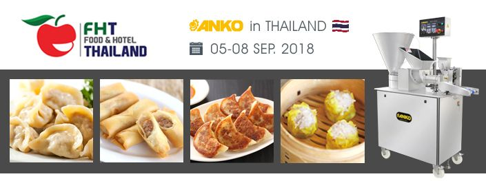 2018 metų FHT Tailande