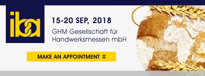 2018 IBA Messe in Deutschland