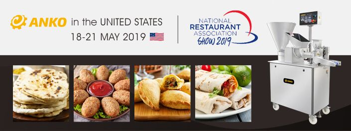 National Restaurant Association Show (NRA) fra 2019
