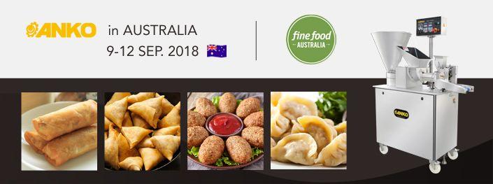 2019 FINE FOOD в Австралия