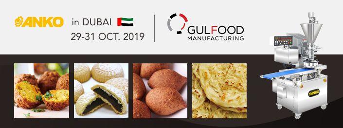 2019 GULFOOD w Zjednoczonych Emiratach Arabskich