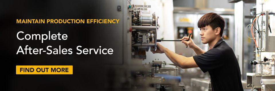 Anko团队提供彻底的售后支持,并为每个客户和机器提供最具包容服务。