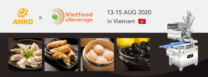 2020 VIETFOOD & BEVERAGE i Vítneam