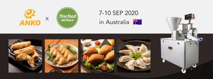 অস্ট্রেলিয়ায় 2020 ফাইন ফুড