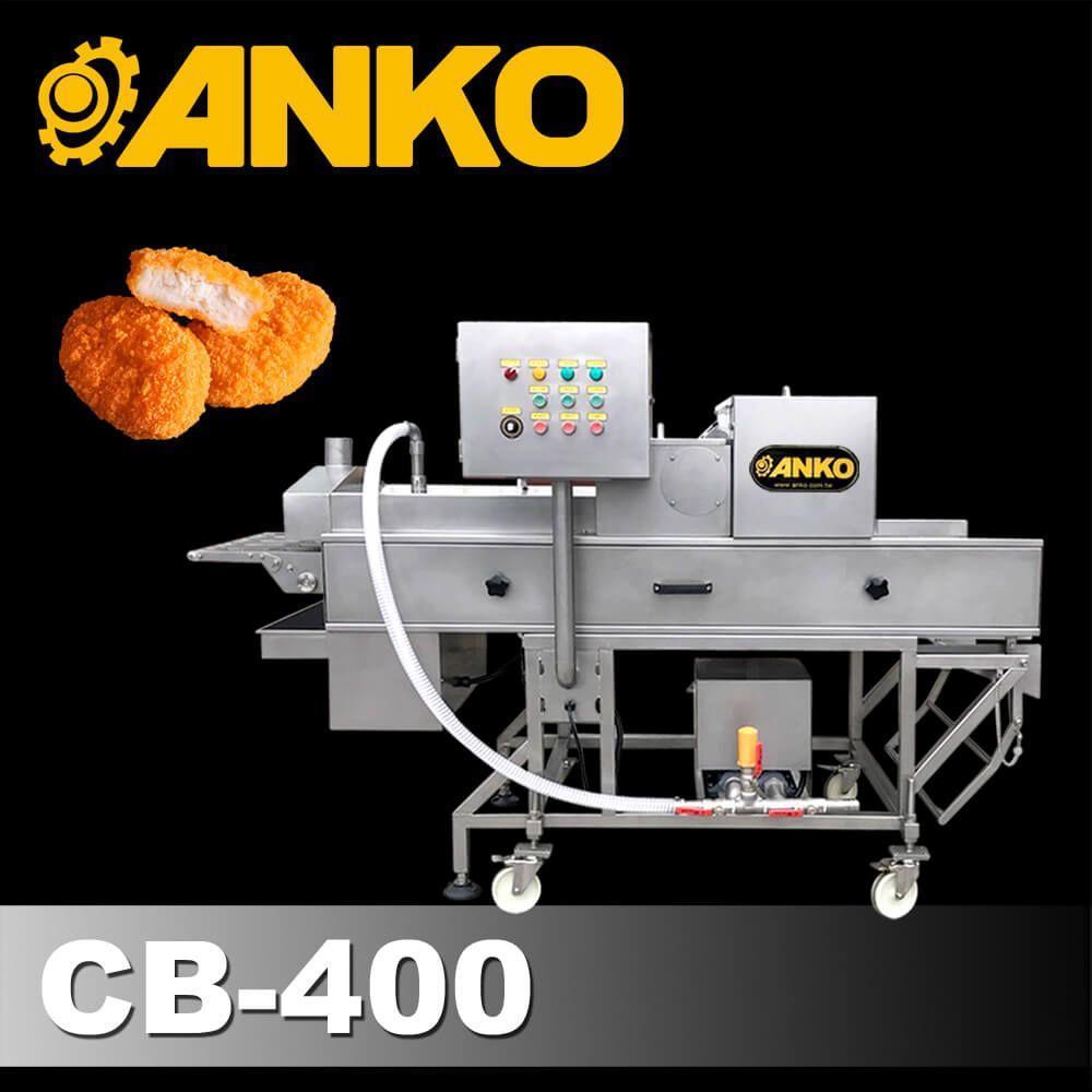 Crumb Breading Machine - CB-400. ANKO Crumb Breading Machine