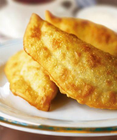 Cara menggunakan mesin makanan ANKO untuk membuat Empanada