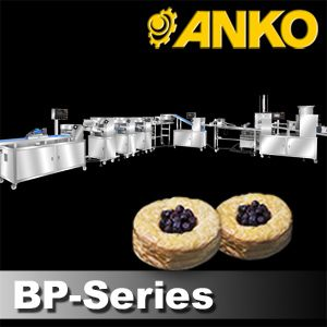 Customized Puff Pastry Production Line - . puff pastry machine
