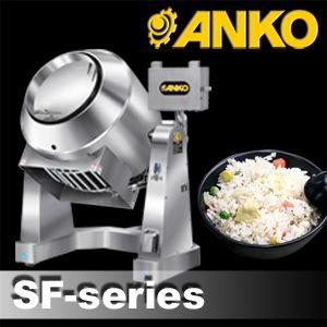 Multiple Function Stir Fryer - SF Series. ANKO Multiple Function Stir Fryer