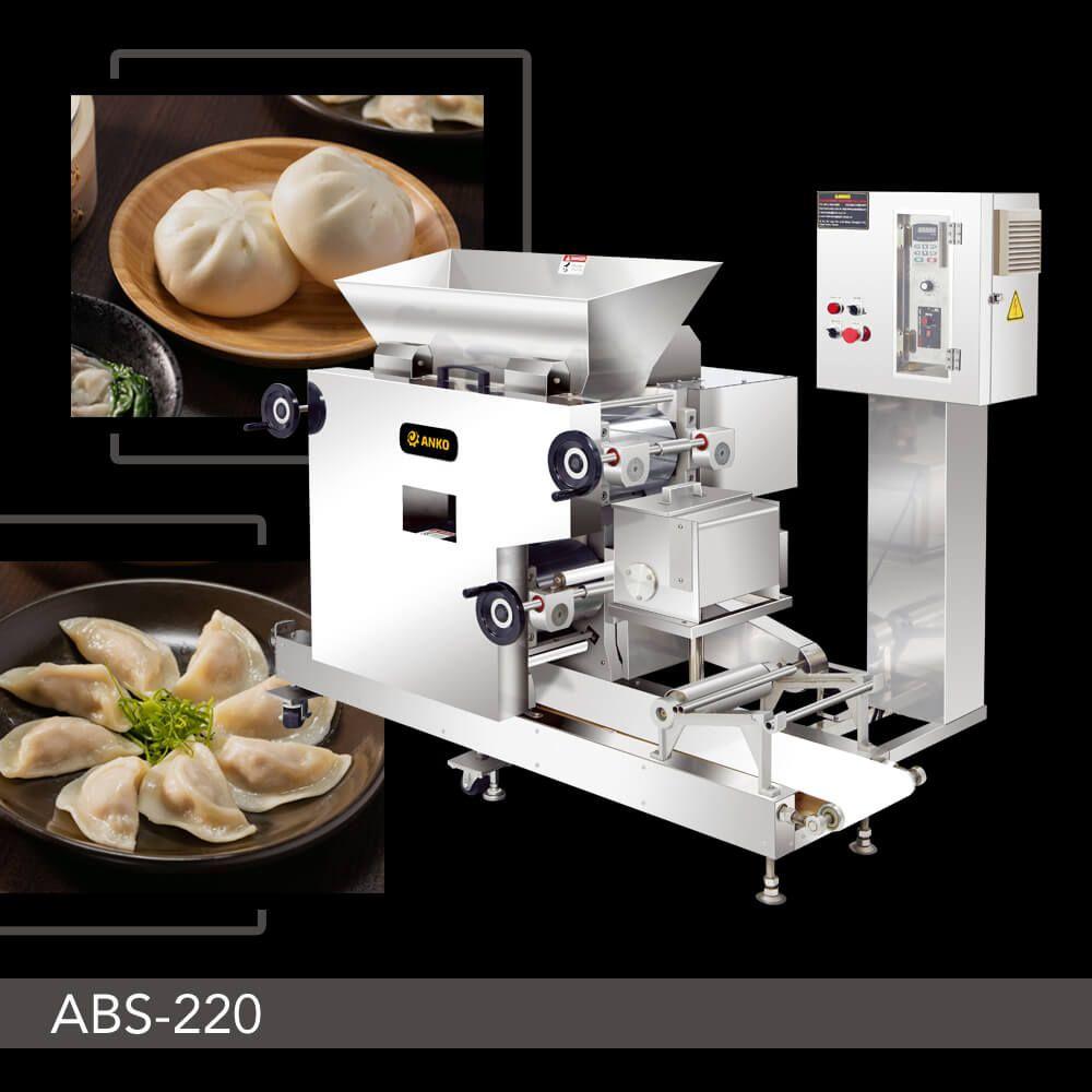 Automatinė tešlos diržų gamybos mašina - ABS-220. ANKO Automatinis tešlos diržo aparatas