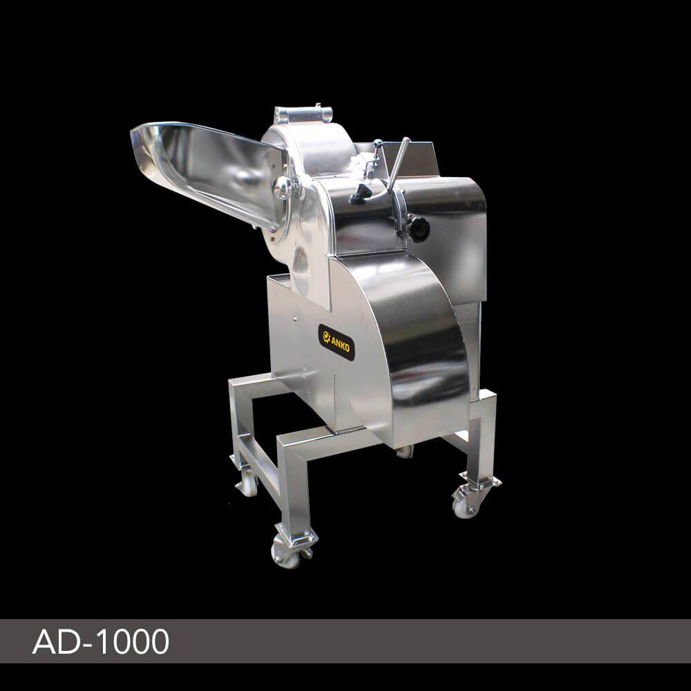 เครื่องหั่นสี่เหลี่ยมลูกเต๋าความเร็วสูง - AD-1000 ซีรี่ส์. ANKO High Speed  Dicing Machine