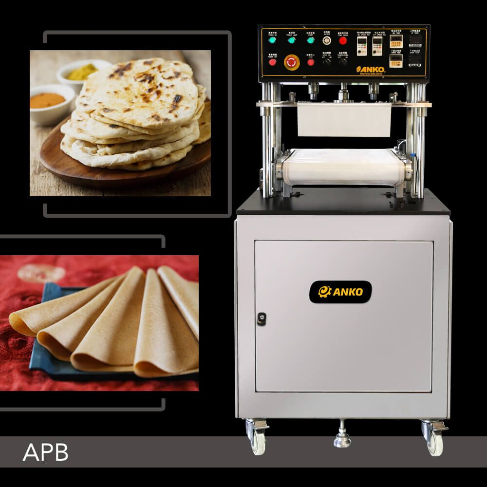 Pressing & Heating Machine - APB Series. ANKO Pressing & Heating Machine