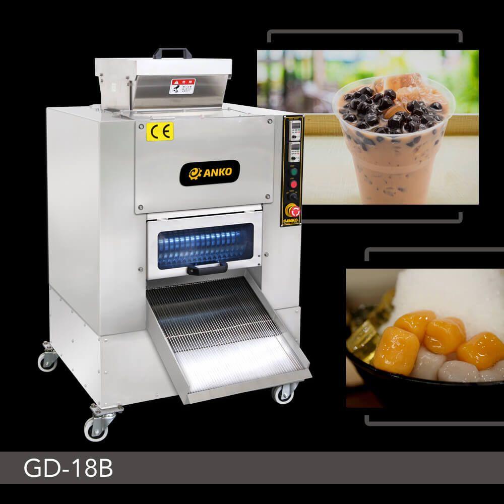 Automatic Cutting and Rounding Machine - GD-18B. ANKO Automatic Cutting And Rounding Machine
