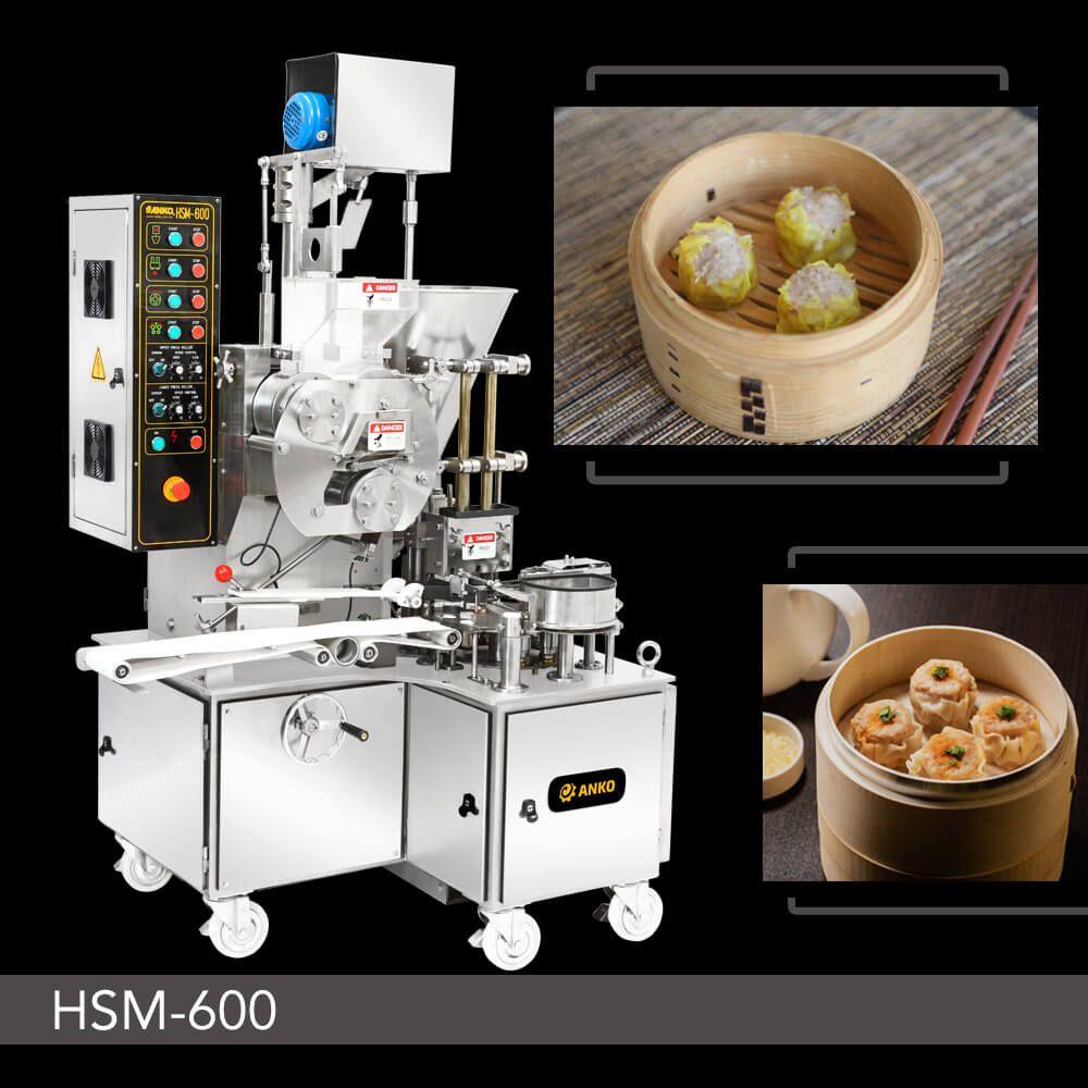 خودکار شومای دستگاه - HSM-600. ANKO دو خط اتوماتیک شومای دستگاه