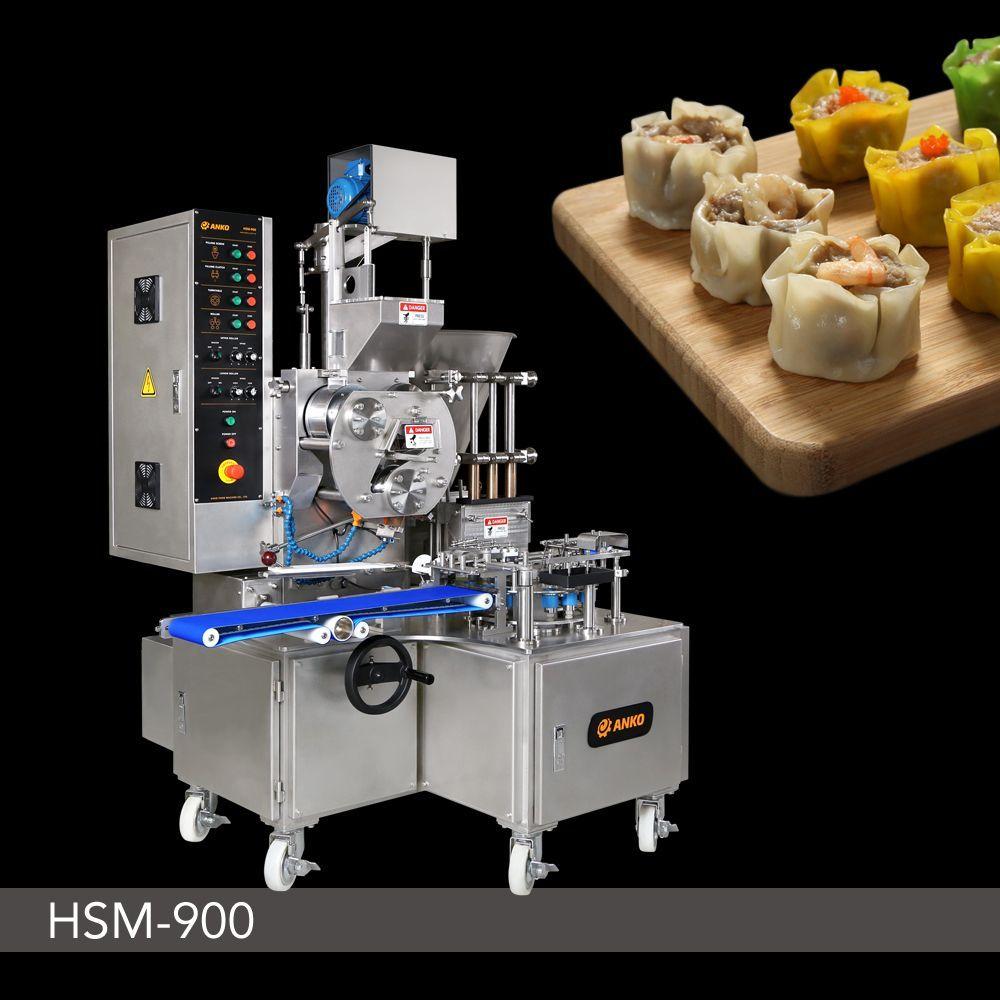 自动舒头机 -  HSM-900。Anko自动Shumai机器