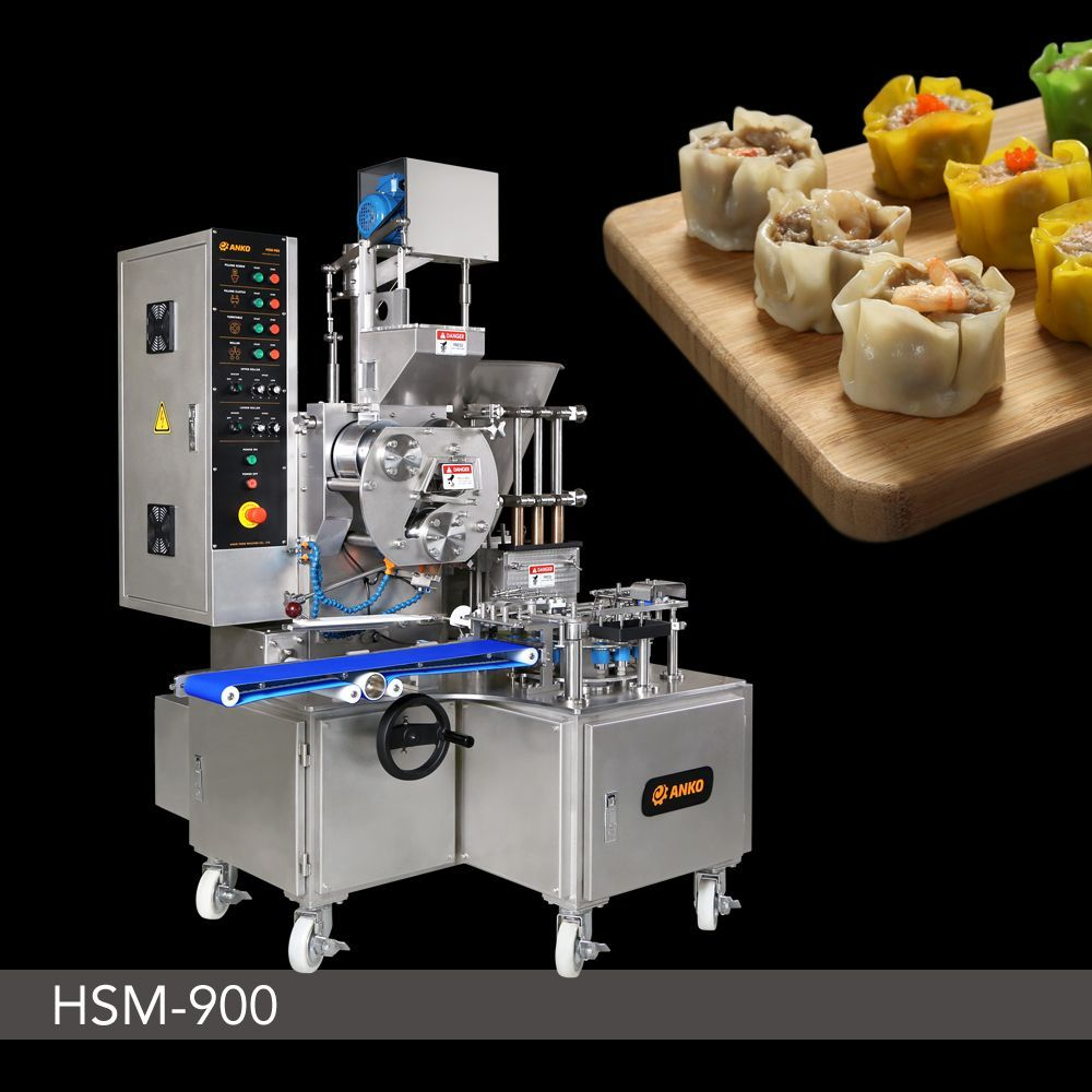 Automatic Shumai Machine - HSM-900. ANKO Automatic Shumai Machine