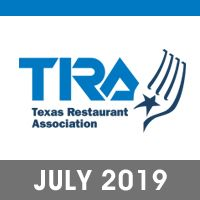 ANKO ay dumalo sa 2019 Texas Restaurant Association (TRA)