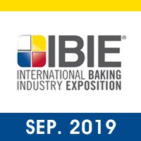 ANKO participera à l'Exposition internationale de l'industrie de la boulangerie (IBIE) 2019