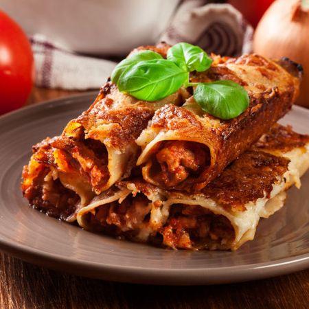 Cannelloni - Proposal dan peralatan perencanaan produksi Cannelloni