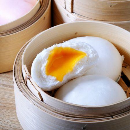 Kantonees gestoomd vlabroodje - Kantonese gestoomde vla broodje productieplanning voorstel en apparatuur