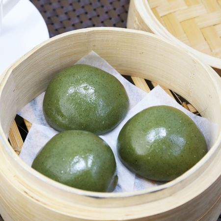 Zoete Groene Rijstbal - Voorstel voor productieplanning en uitrusting van Sweet Green Rice Ball