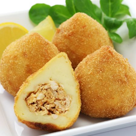 Coxinha - Coxinha production planning proposal and equipment