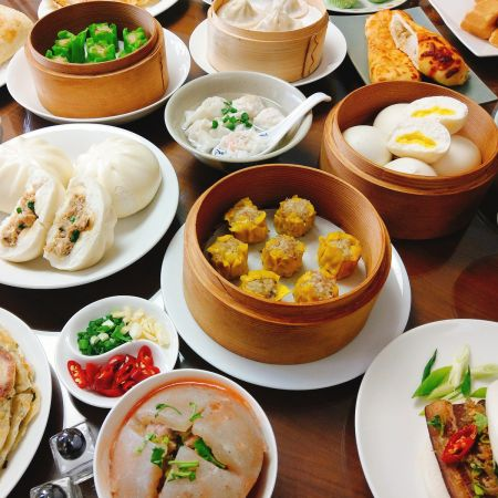 Dim Sum production planning proposal and equipment