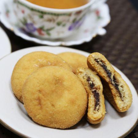 Gevulde koekjes - Gevulde koekjes productieplanning voorstel en apparatuur: