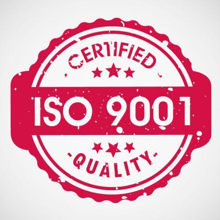 Kami kini bersertifikat ISO 9001: 2015!