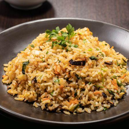 Gebakken rijst - Voorstel voor productieplanning en apparatuur voor Fried Rice:
