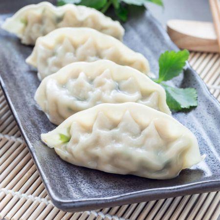 韩国饺子生产规划提案及设备