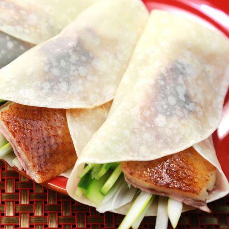 Peking-Enten-Wrapper - Produktionsplanungsvorschlag und Ausrüstung für Peking Duck Wrapper