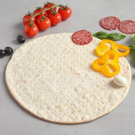 Pizza Baseren - Pizza Voorstel voor basisproductieplanning en apparatuur: