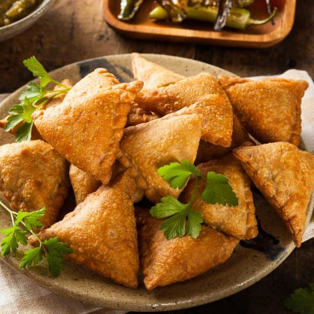 Samosa production planning proposal and equipment