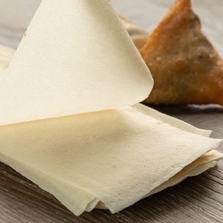 Samosa Pastete - Samosa Pastete Produktionsplanungsvorschlag und Ausrüstung