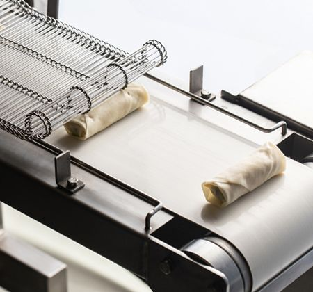 ANKO Loempia apparatuur Machine: