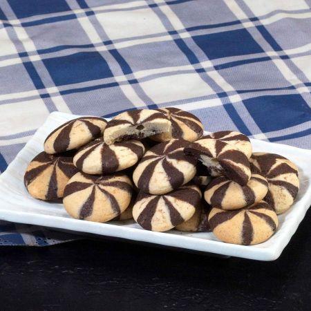 Раирана бисквитка - Предложение и оборудване за производство на бисквитки на райета