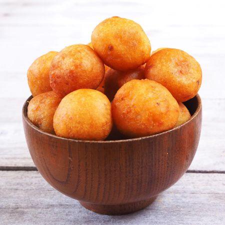 Пропозиція та обладнання щодо виробництва солодкої картопляної кульки