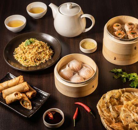 中式食品 - 中式食品