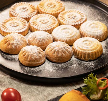 Ζαχαροπλαστική - Τρόφιμα ζαχαροπλαστικής