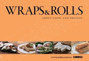 Catálogo ANKO Wraps and Rolls