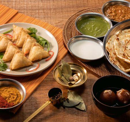 インド人 - インド料理