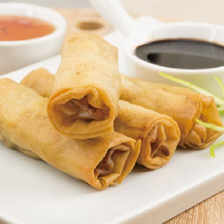 Lumpia Shanghai machine and equipment