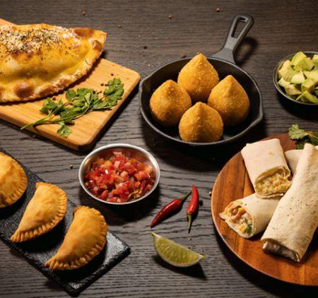 Μεξικάνικο και ισπανικό φαγητό