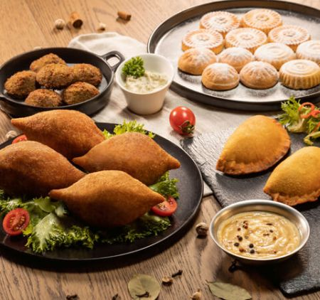Orta Doğu - Orta Doğu Yemekleri