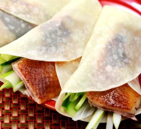 Peking Duck Wrapper maskiner och