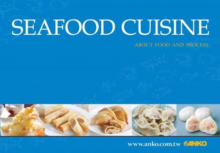 Κατάλογος ANKO κουζίνας θαλασσινών ANKO
