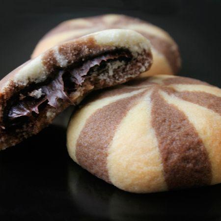 Soluție de producție a cookie-urilor umplute