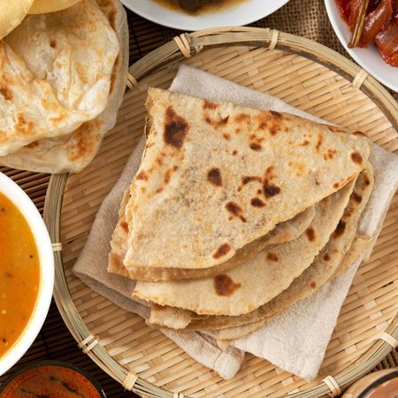 Chapati Solution de production